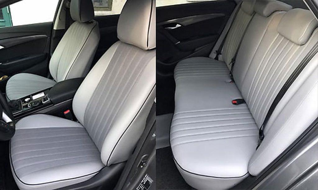 Beskyttende sædeovertræk til din bil